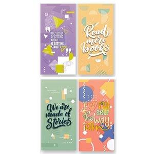 Bestseller Essentials Bookmark Bundle
