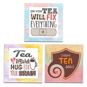 Tea Lovers | Fridge Magnet Bundle