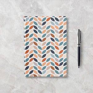 Petals Softcover Notebook - Ruled