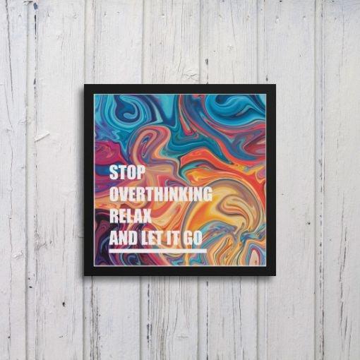 Stop Overthinking Art Frames