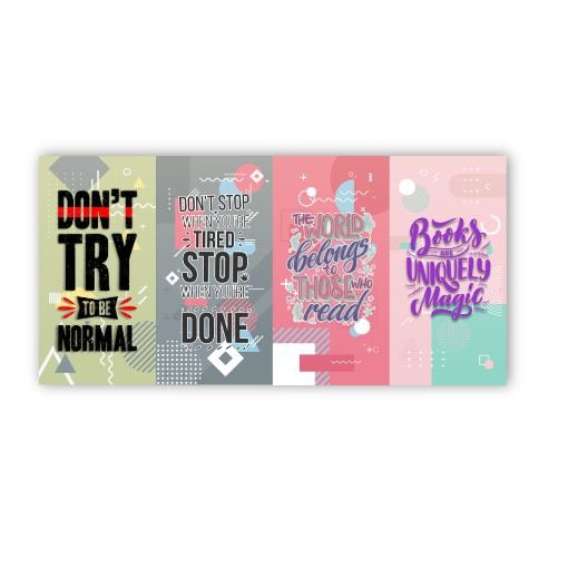 Reading Tags Bookmark Bundle