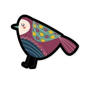 Bird 2 Sticker | Vinyl Stickers