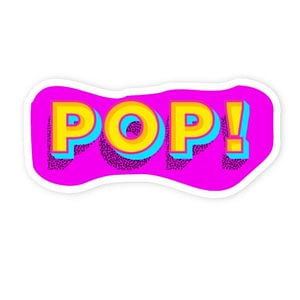Pop! Sticker