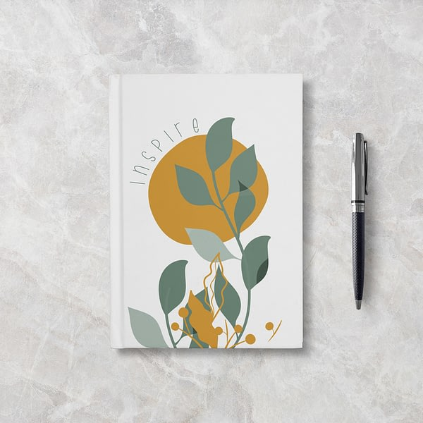 Inspire Softcover Notebook - Ruled
