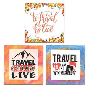Travelers | Fridge Magnet Bundle