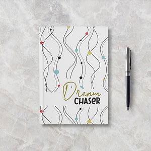 Dream Chaser Softcover Notebook - Blank