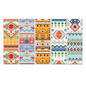 Colourful Patterns Bookmark Bundle