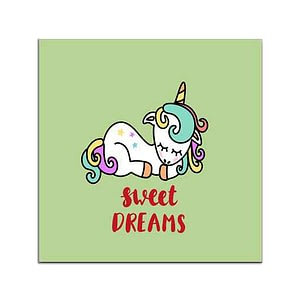 Sweet Dreams Fridge Magnet