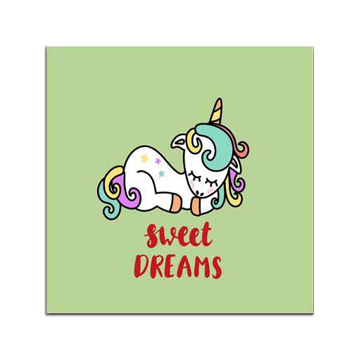 Sweet Dreams Fridge Magnet