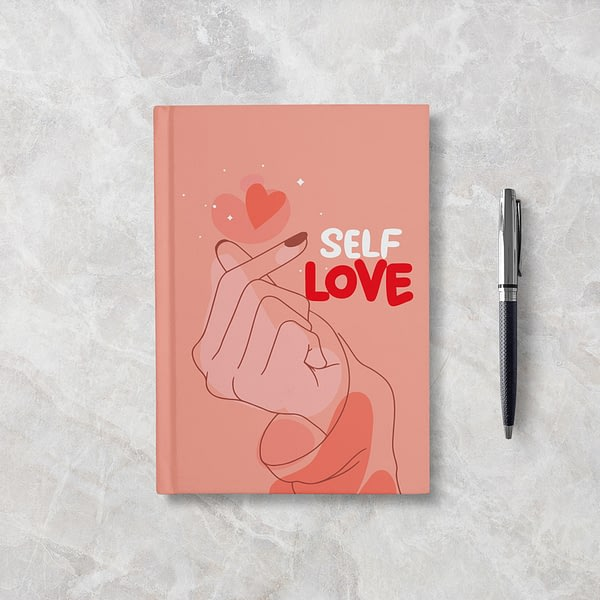 Self Love Softcover Notebook - Blank