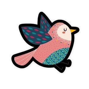 Bird 3 Sticker | Vinyl Stickers